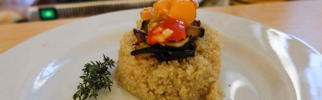 Ratatouille di quinoa